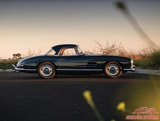 Mercedes-Benz 300sl покупка