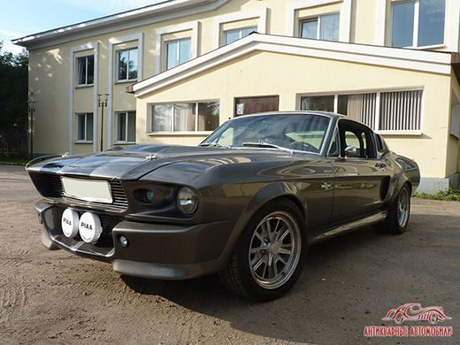 Ford Mustang Eleonora