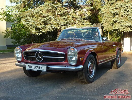 Mercedes-Benz 280SL