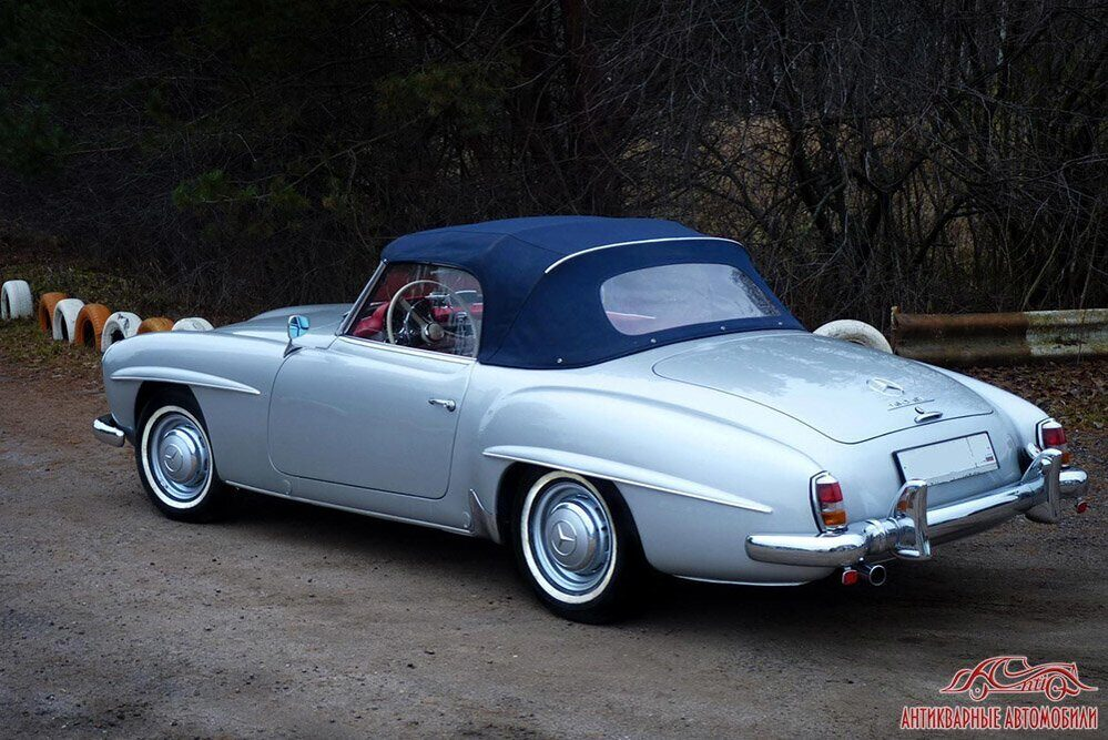 Продажа Mercedes-Benz 190 SL