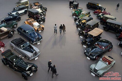 Retromobile Week Classic Car Auction
