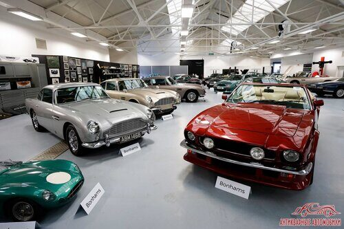 Aston Martin at Bonhams