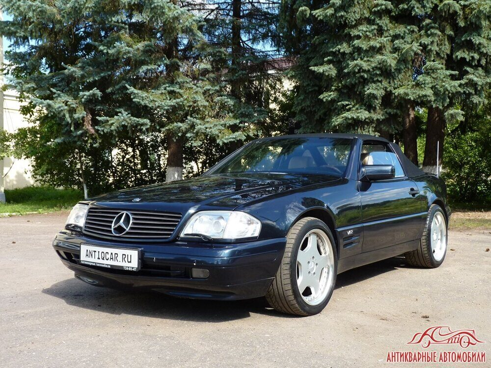 Mercedes-Benz SL600 R129