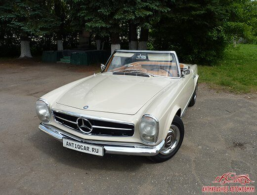 Mercedes-Benz 230SL