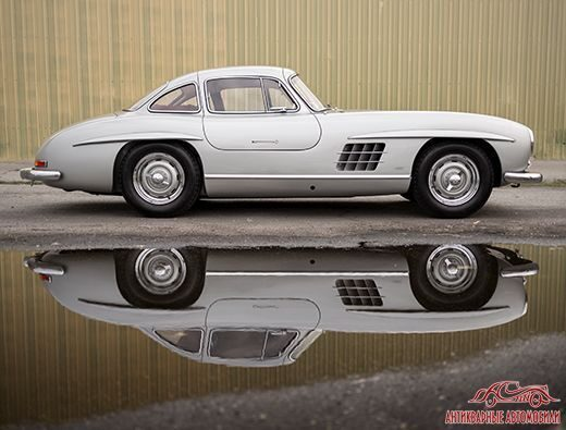 Mercedes-Benz 300sl в России