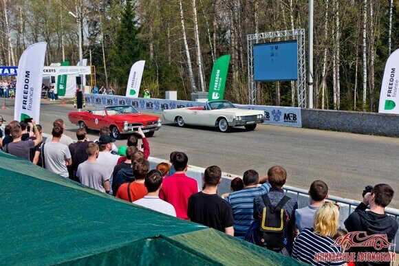Russian Weekend Drags